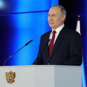 Путин меняет законы политических джунглей