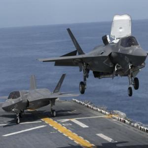 США закрывают многолетний лохотрон «истребитель F-35»