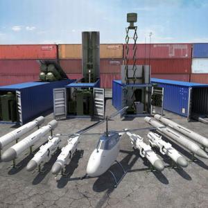 Ракетный комплекс Club-K – русский контейнер с «Калибрами» напугал американских генералов