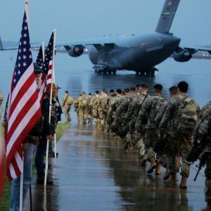 США начали своё «великое отступление»
