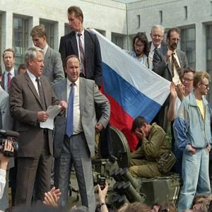 Переворот 19 августа 1991 года