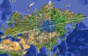 Россия поворачивает на Восток