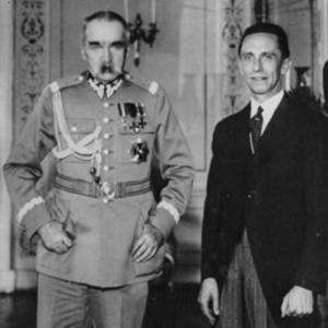 Как поляки с Гитлером Чехословакию делили