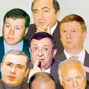 10 олигархов, укравших у России будущее