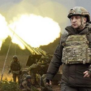 Призрак российско-украинской войны