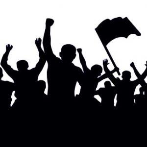 Народ переходит в контрнаступление на «партию ковида», против ковидобесия и QR-аусвайсов