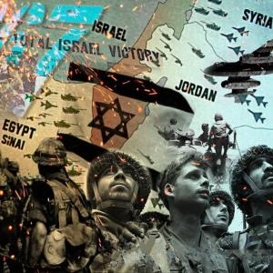 «Шестидневная война» Израиля как акт международного терроризма