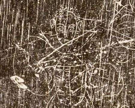 5. Таинственные сланцевые таблички из ДжеймстаунаАрхеологи до сих пор пытаются разгадать назначение необычных табличек из сланца, на которых неизвестные люди рисовали почти 400 лет назад. Таблички были выкопаны из старого колодца в ранне-американском поселении в штате Вирджиния, США.