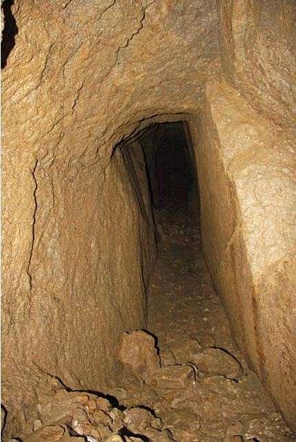 Подземная Европа