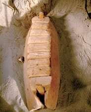 Город мумий посреди пустыни