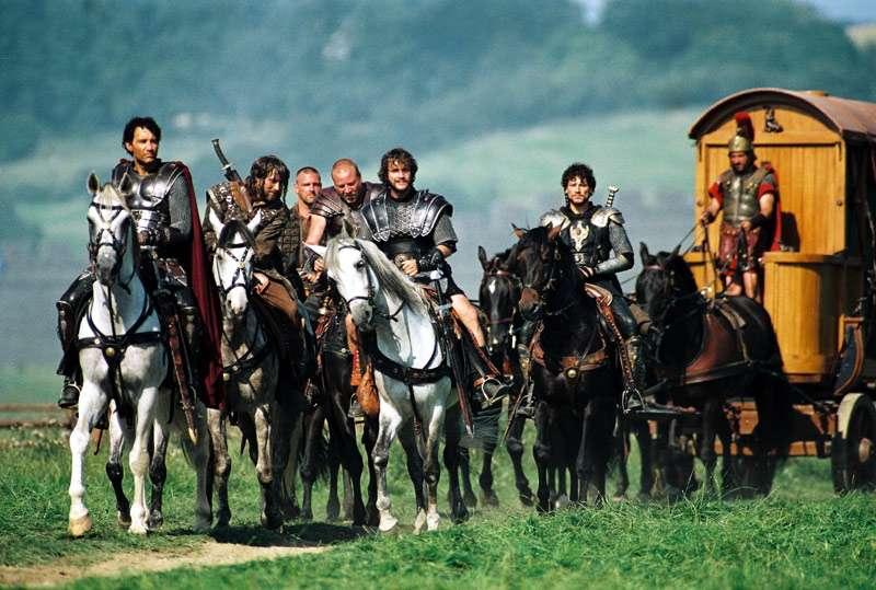 Король Артур – сарматский воин!