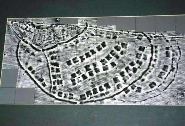 Древний сибирский город Чичабург