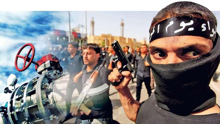 Туркменский интерес Исламского Государства