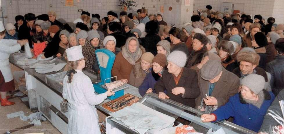 Юбилей советского Застоя – метода деградации русского народа