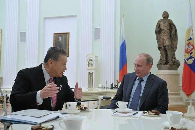 Владимир Путин: Предательство – это самое большое преступление