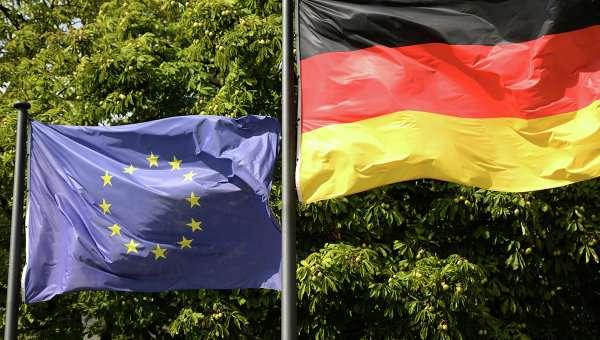 Сионистская мафия превратила Германию в «банановую республику»