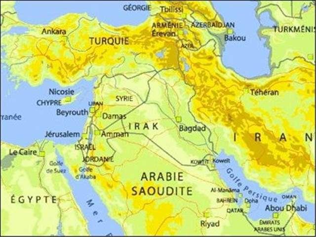 Настоящие цели войны паразитов на Ближнем Востоке