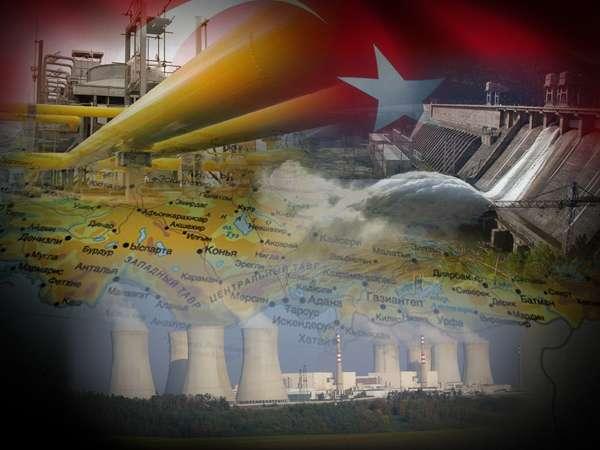 Поворот «Южного потока» в Турцию – спасение турок от энергетического голода