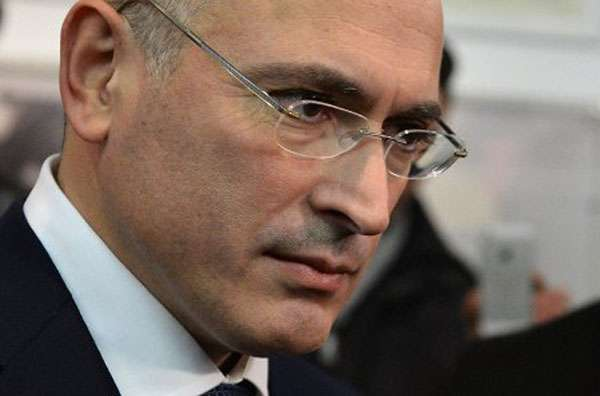 Ходорковский пока оказался не нужен паразитам США в войне против России