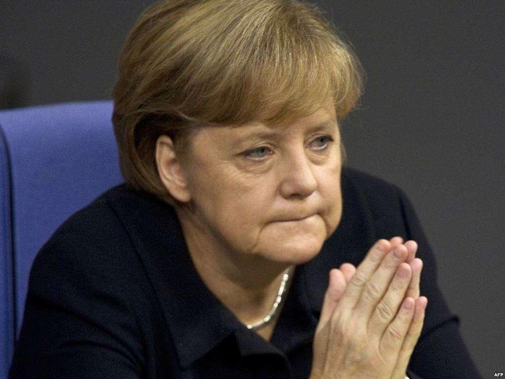 Путин вынуждает Меркель поворачивать Германию навстречу России