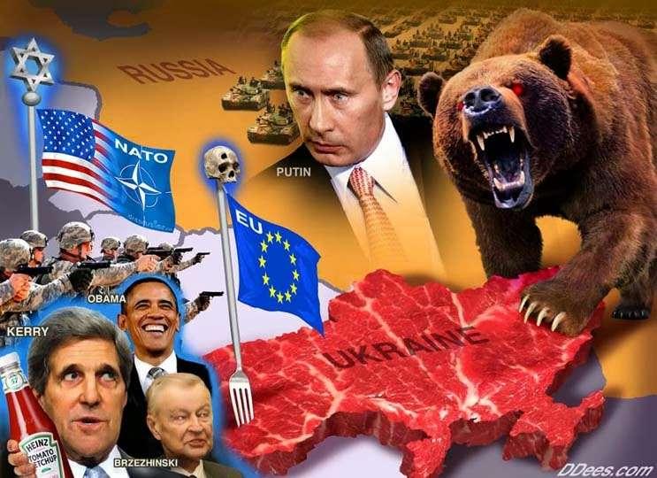 Россия одерживает очень важную для себя победу на Украине