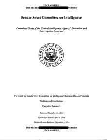 ЦРУ не допрашивало узников, а пытками оказывало на них психологическое воздействие