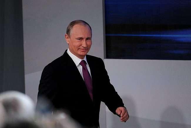 Три главные вещи, которые сказал Владимир Путин на пресс-конференции 18 декабря