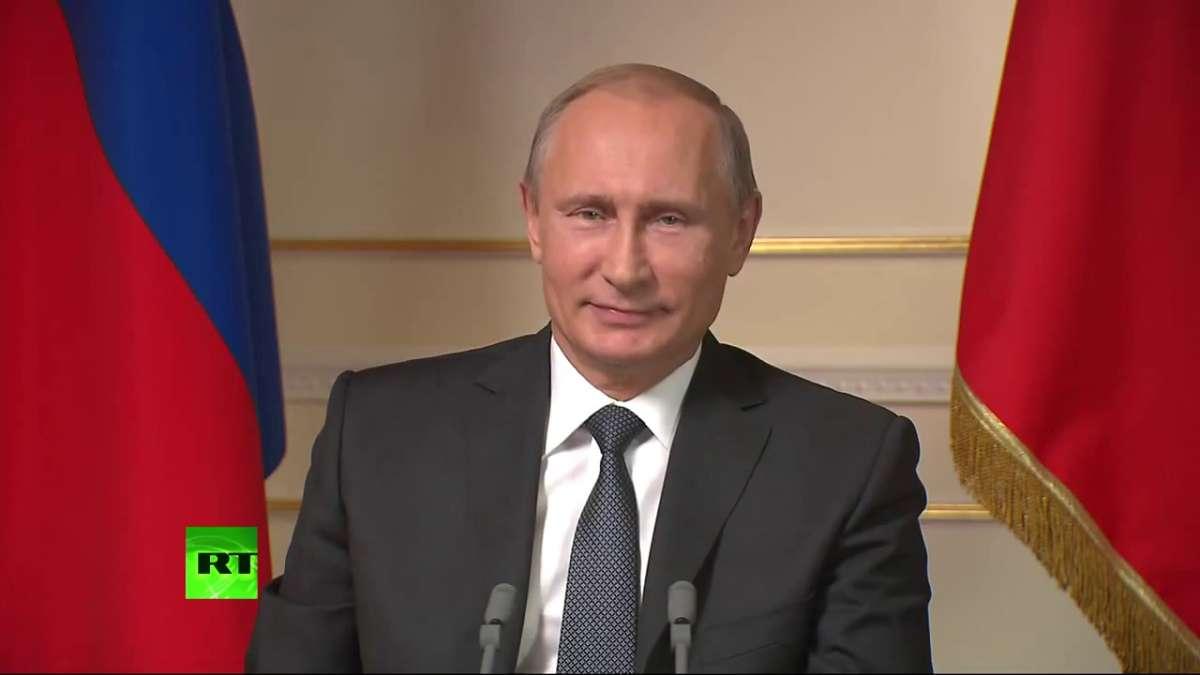 Русская правда Владимира Путина в украинской войне