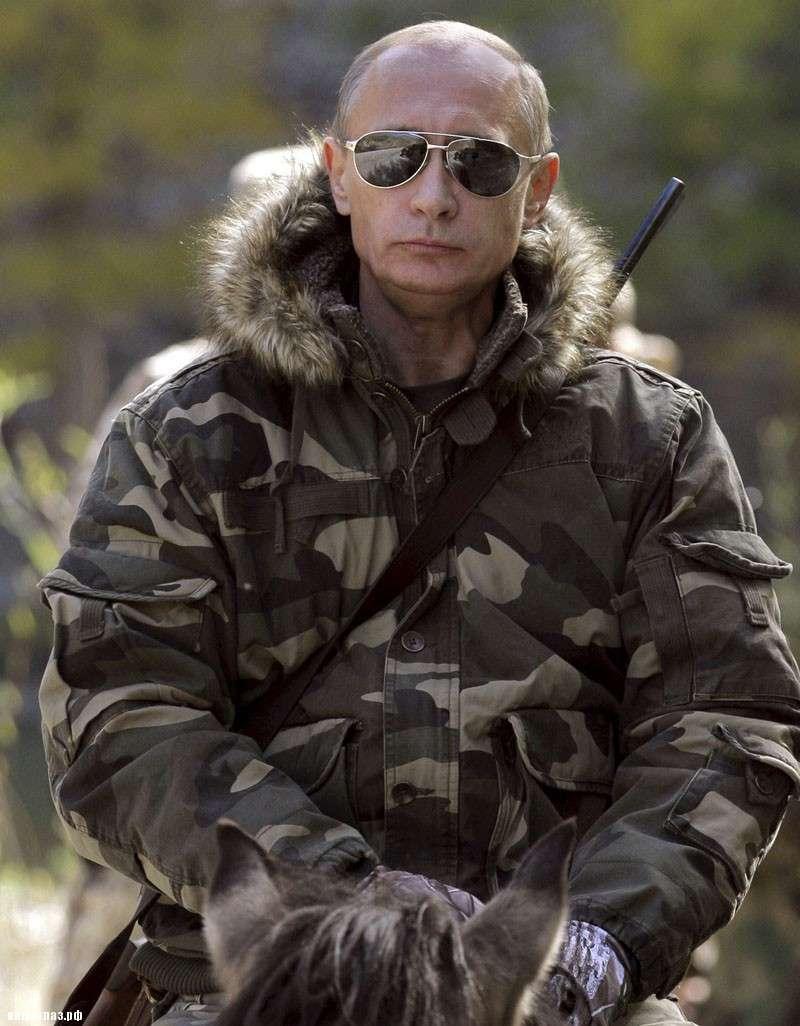 Команда Владимира Путина ведёт очень продуманную и эффективную политику