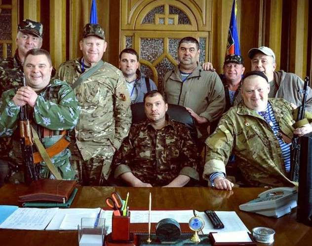 Игорь Стрелков (Гиркин) вернулся на свою основную работу