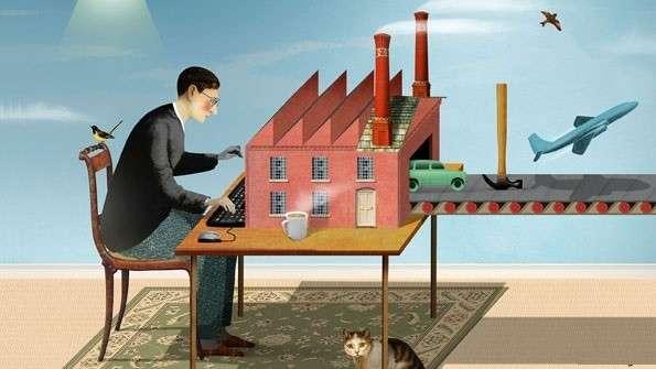 Россия в тени войны и технологической революции