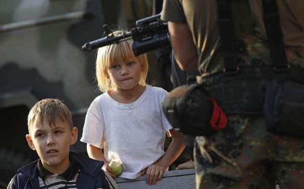 4GW – война нового поколения: ЧВК против мирного населения
