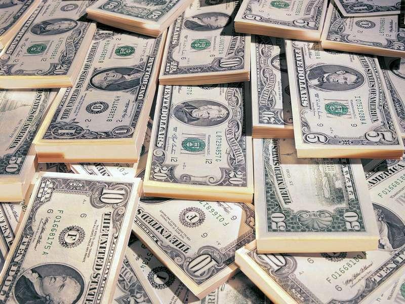 Корпорация Вэнгард печатает себе фальшивые доллары