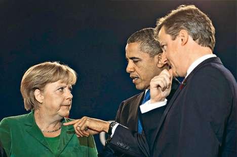 США стараются уничтожить Европу – им не нужен конкурент