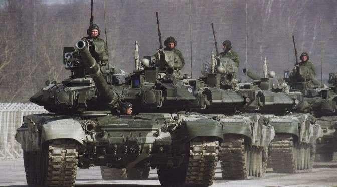 Мир не сложился, паразиты продолжили войну против Русского Мира