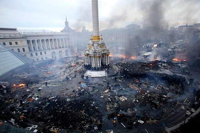 Как США готовили катастрофу на Украине