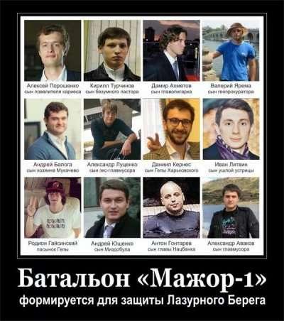Сионистская верхушка Украины упорно уничтожает население