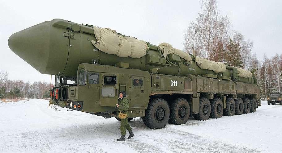 Новый щит и новый меч России