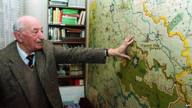 Симон Визенталь – фальшивый охотник за нацистами
