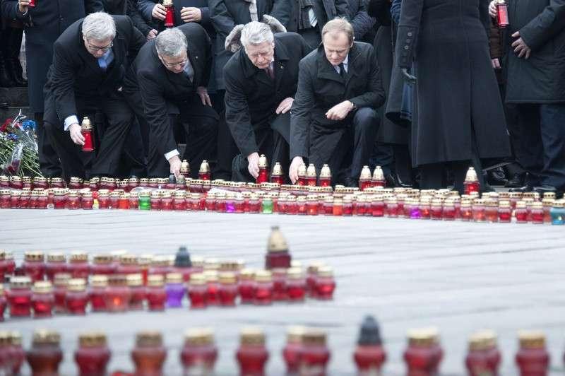 На Украину, как в клоаку, сползлась вся гадость мира