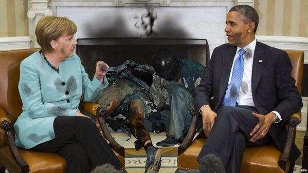 США старательно создают проблемы Европе