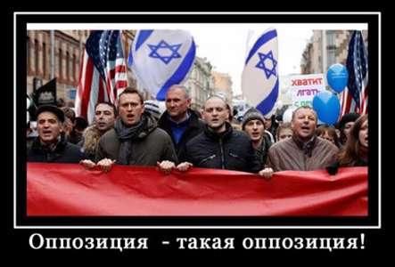 Антикризисный Марш «Весна» или марш ИУД