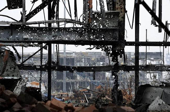Украина добилась полного краха во всех областях