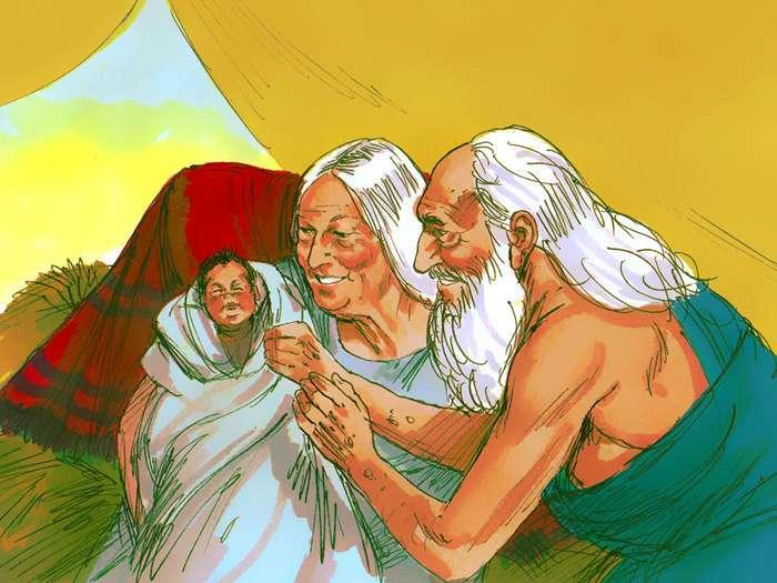 Библейские картинки. Часть 5