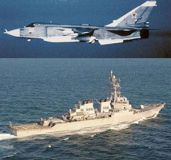 Крымская осечка нападения США на Украину