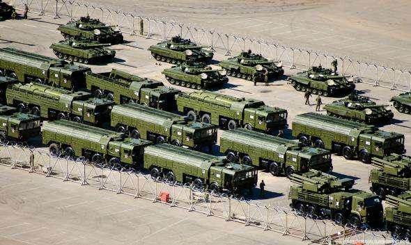 Дикий Запад счёл агрессией отказ России от ДОВСЕ