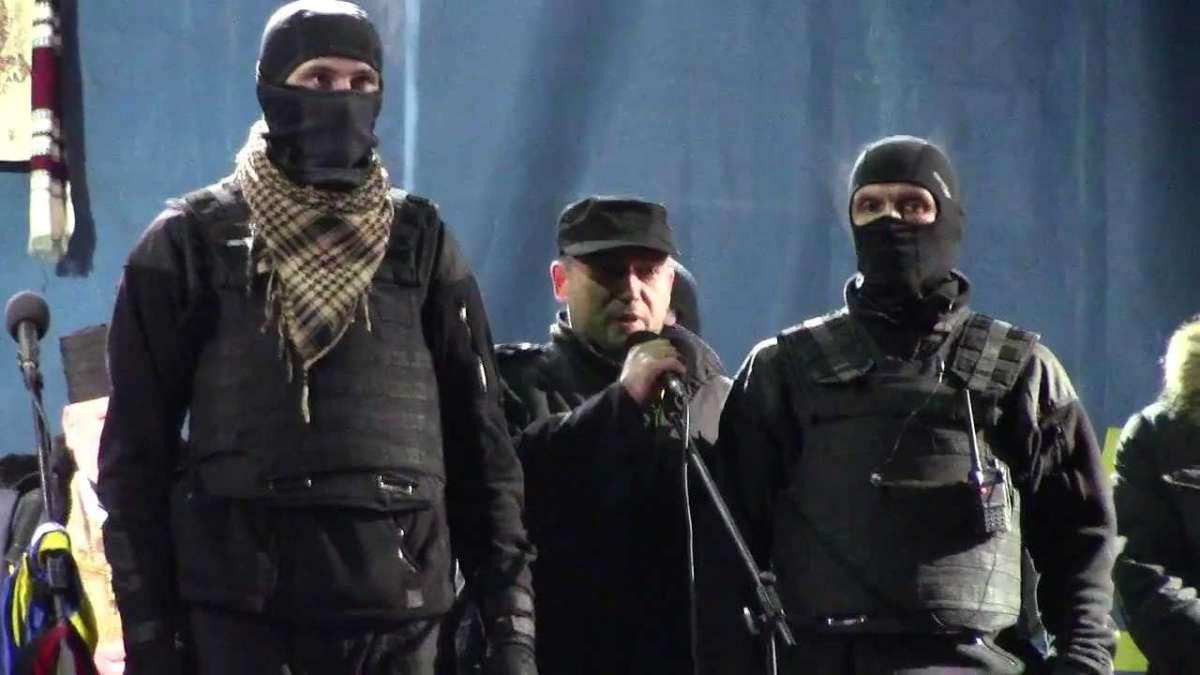 Украина – жертва разбойного нападения паразитов на Русь