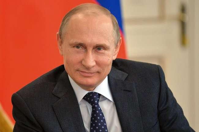Президент России Владимир Путин встречается с интернет-предпринимателями