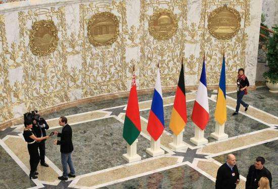 Минска-3 не будет, с киевской Хунтой говорить не о чём