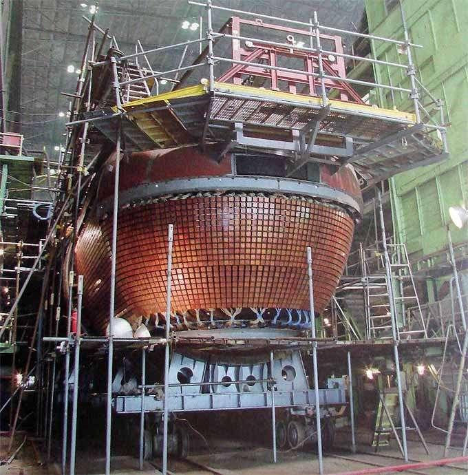 Россия начала строить невиданные доселе подводные лодки